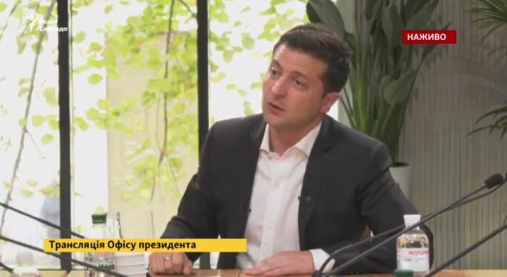 Пресс-конференция Зеленского. Взгляд из Донецка