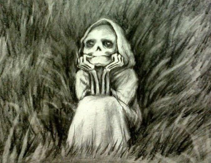 О смерти с удовольствием. Размышления маленькой Смертушки.