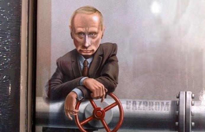 Газ и гибридная война.