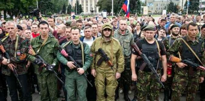 США и террористы в Украине. Предателям не читать