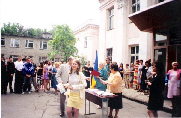 Как русский мир разрушил школу № 59 Донецка