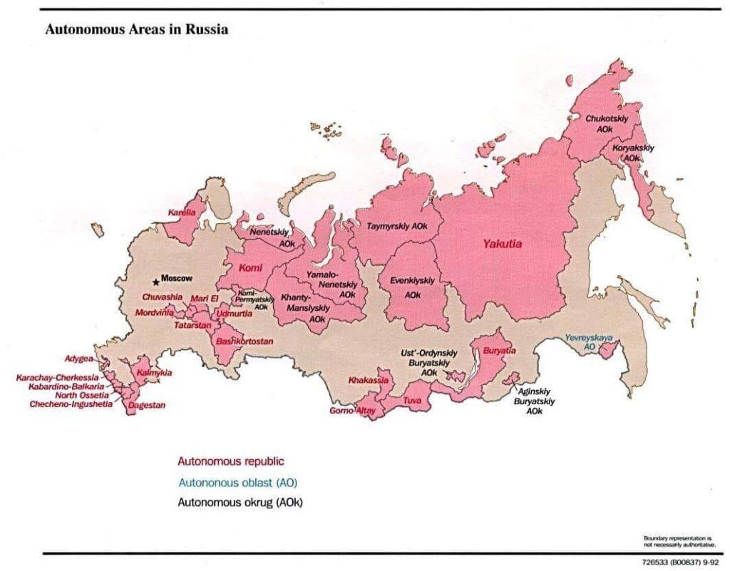 Громадянська війна на росії і при чому тут короновірус