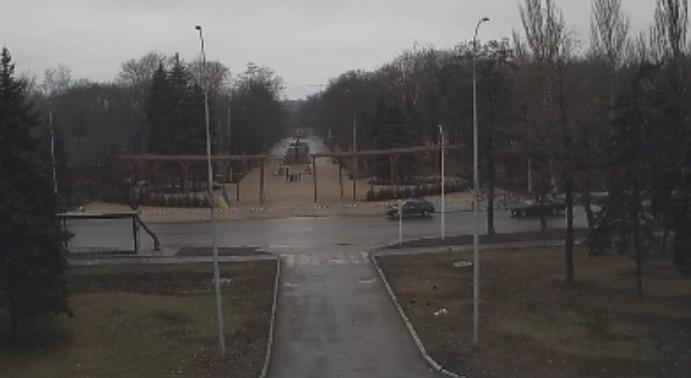 Донбасс. Докучаевский зоопарк