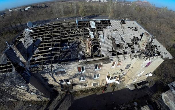 Как кулемзин ворует на разрушениях Донбасса
