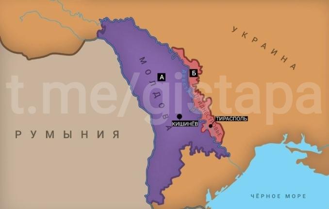 Кишинёвский котёл как шанс для Украины