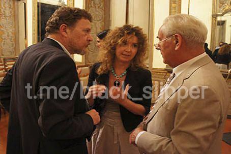 Итальянский агент кремля Маринелла Мондаини. Ч. 2