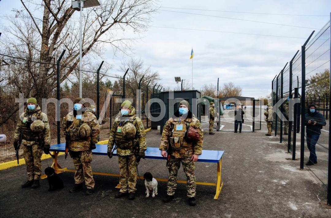 Украина. Забота о людях