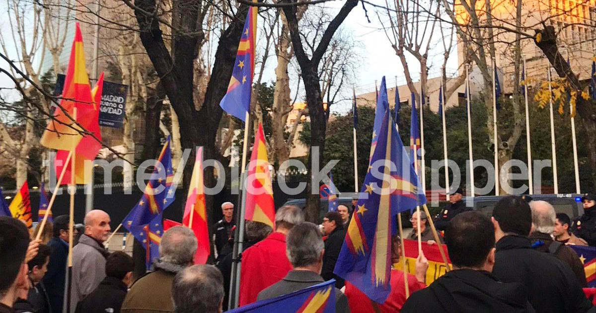 Кремль опять взялся за Испанию или что такое SPexit