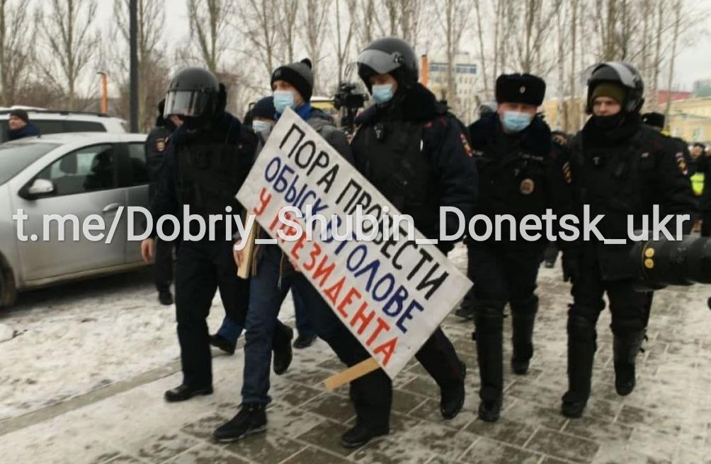 Шоу Навального. The show must go on