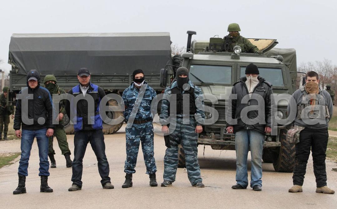 Крым. Из неопубликованного